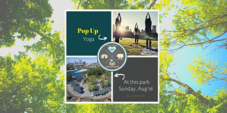 SIP + STRETCH in the Park tickets