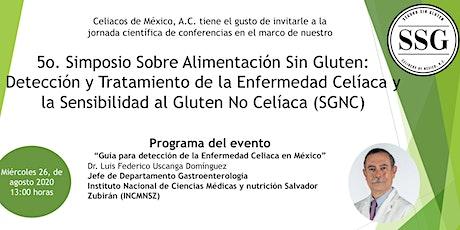 Guía Para La Detección De La Enfermedad Celíaca En México - Dr. Uscanga boletos