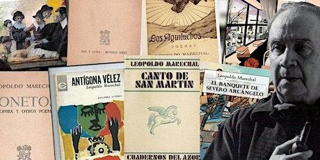 Leopoldo Marechal - Obra y Legado entradas