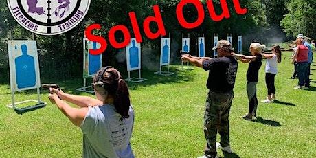 Monday Aug 17th -Louisiana Concealed Handgun Permit Course tickets