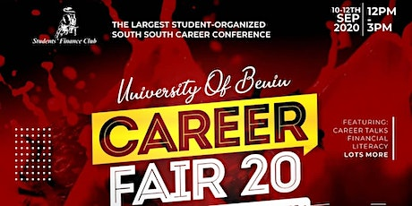 The University of Benin Career Fair'20 tickets