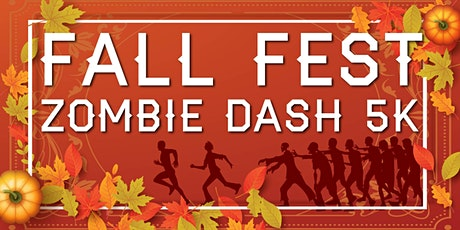 Zombie Dash 5k tickets