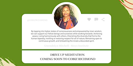 Drive-up Rooftop Meditation - with Gwendolyn Mitchell (The Moyo Institute) tickets