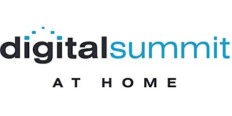 Digital Summit At Home 2020: Virtual Digital Marketing Conference tickets