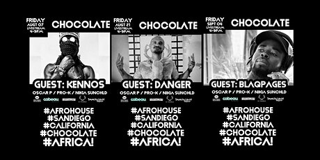 Weekender Stream Labs Presents Chocolate Tickets