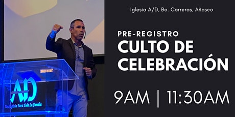 1er Culto de Celebración (9AM) tickets