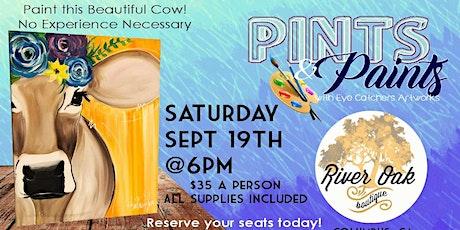 River Oak Paint Party tickets