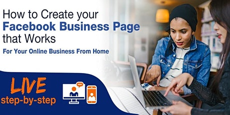 [Webinar] How To Create Facebook Business Page For Online Business [London] tickets