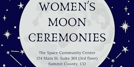Women's Moon Ceremony tickets