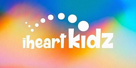 I Heart Kidz (1st-5th ONLY): Summersville *11:15AM* Service tickets