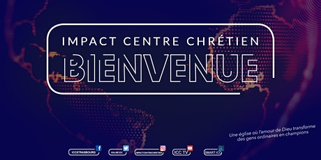 Inscription Culte ICC Strasbourg billets