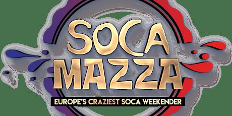 German Soca Junkies @ SocaMazza 2021 |  Gran Canaria entradas