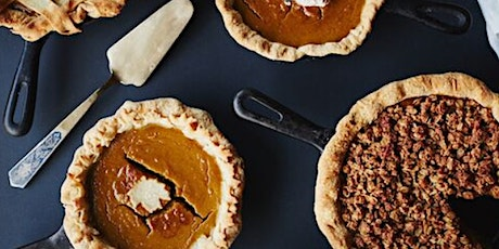 In-Person Class: Festive Fall Pies tickets