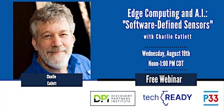 "Edge Computing and AI: ""Software-Defined Sensors"" tickets"
