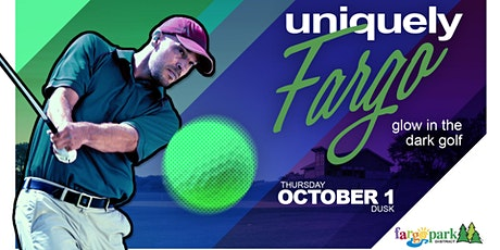 Uniquely Fargo: Glow Golf tickets