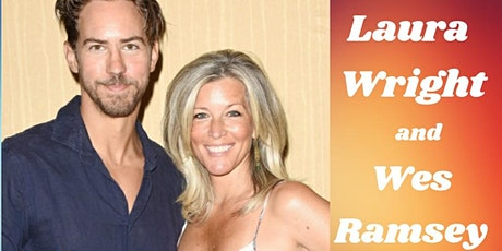 Laura Wright and Wes Ramsey Zoom- Sunday, October 25- 2pm EST tickets