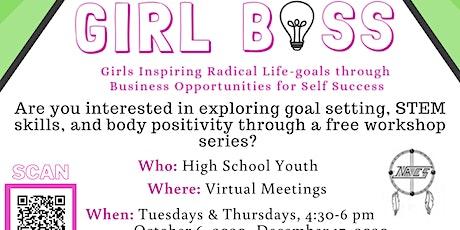 GIRL BOSS tickets