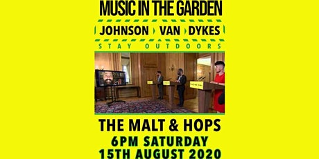 Music In The Garden - Saturday tickets