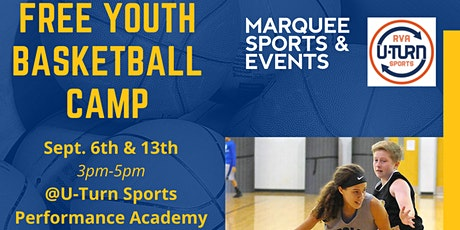 Youth Basketball Camp tickets