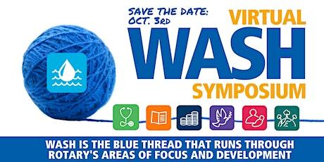 Rotary 2020 Virtual WASH Symposium - District 5450 tickets