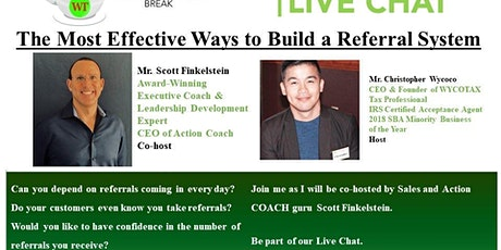 The Most Effective Ways to Build a Referral System tickets