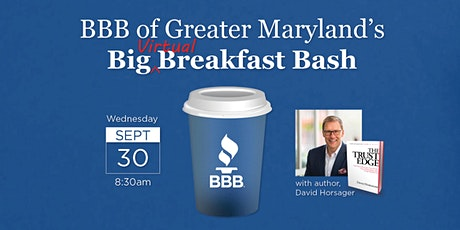 Big Breakfast Bash with BBB of Greater Maryland tickets