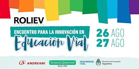 V Encuentro para la Innovación en Educación Vial - ONLINE boletos