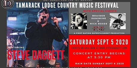 Country Music Fest at Tamarack Lodge tickets