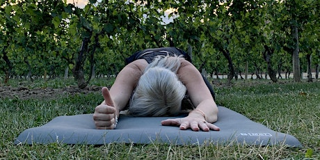 MOMS NIAGARA - Yoga + Wine at Back 10 Cellars tickets