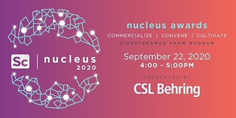 University City Science Center's Nucleus 2020 -  Presented by CSL Behring tickets