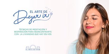 de Taller introductorio al Curso Online de El Arte de Vivir en Venezuela entradas