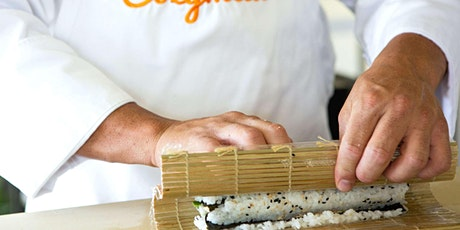 Introduction to Sushi - Cooking Class by Cozymeal™ tickets