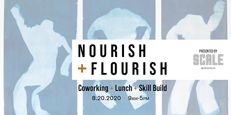 Nourish and Flourish Day Pass tickets