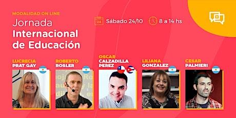 Jornada Internacional de Educación entradas