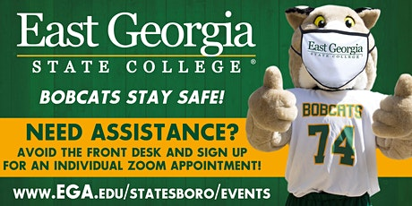 EGSC-Statesboro Student Affairs Assistance tickets