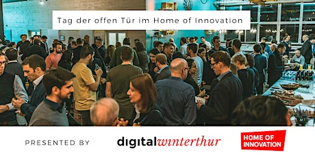 Tag der offenen Tür im Home of Innovation Tickets