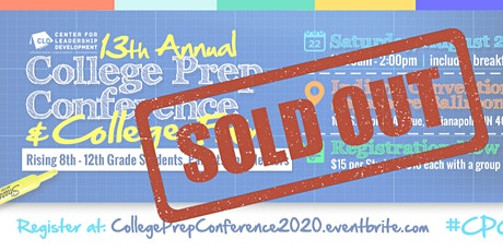 13th CLD College Prep Conference & College Fair (#CPCBlueprint) tickets