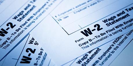 Utah SBDC's Employer Tax Workshop sponsored by WCF Insurance tickets
