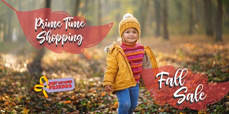 Prime Time Shopping | JBF OP Fall 2020 tickets