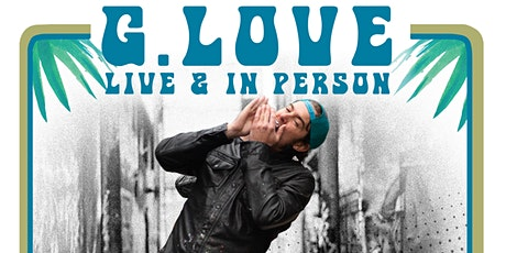G. Love Solo Acoustic BeachSide Blues @ Levitate Backyard - 9.3.2020 tickets