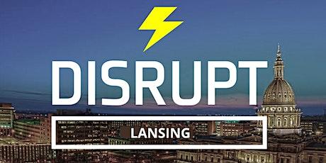 DisruptHR Lansing 1.0 tickets
