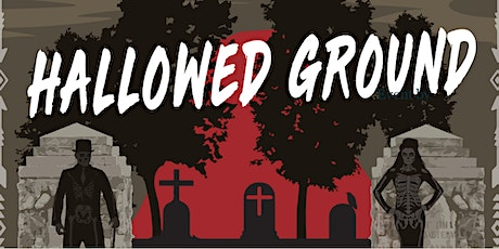 "IN-PERSON GUIDED Oak Hill Cemetery Tour ""Hallowed Ground"" tickets"