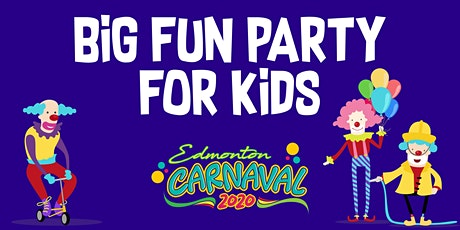 Big Fun Party for Kids tickets