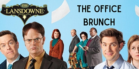 The Office Brunch at The Lansdowne Pub! tickets