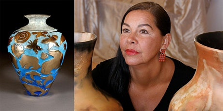 Virtual Artist Talk Series: Pottery with Pahponee tickets