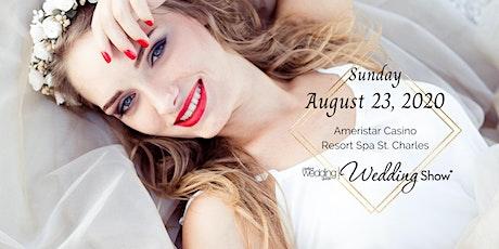 PWG Wedding Show | August 23, 2020 | Ameristar Casino Resort Spa tickets