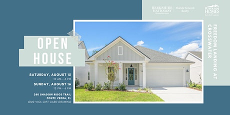 Open House:  280 Shadow Ridge Trail, Ponte Vedra, FL 32081 tickets