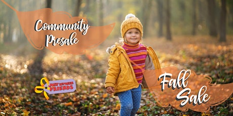 Community Presale | JBF OP Fall 2020 tickets