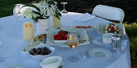 Diner en Blanc at Effingham Manor tickets