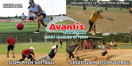 Tuesday Night Adult Fall Leagues tickets